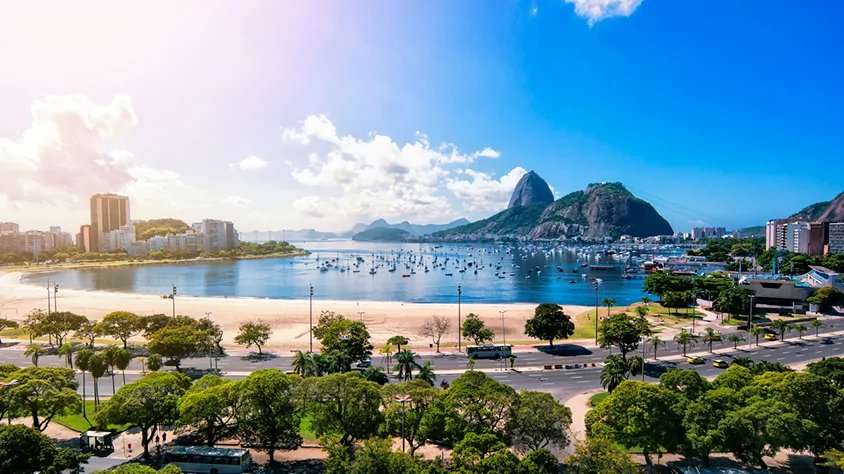 viaje Carnaval en Rio de Janeiro