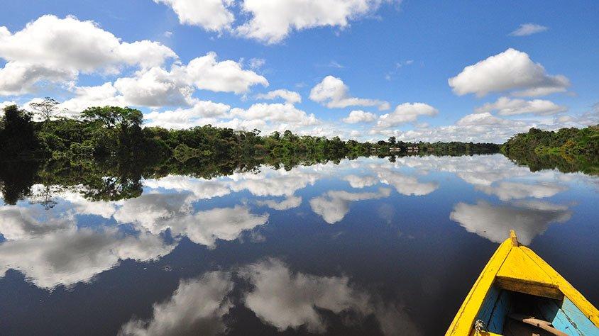 viaje Brasil con Amazonia