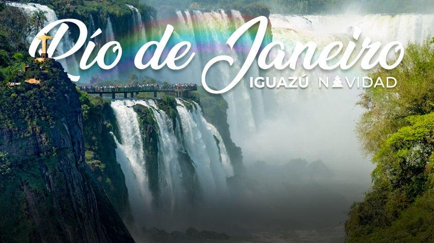 Río de Janeiro e Iguazú - Navidad