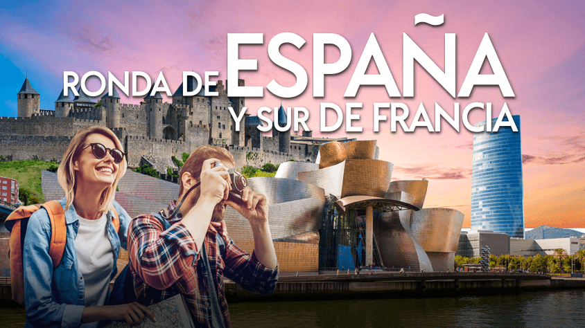 Ronda de España y Sur de Francia