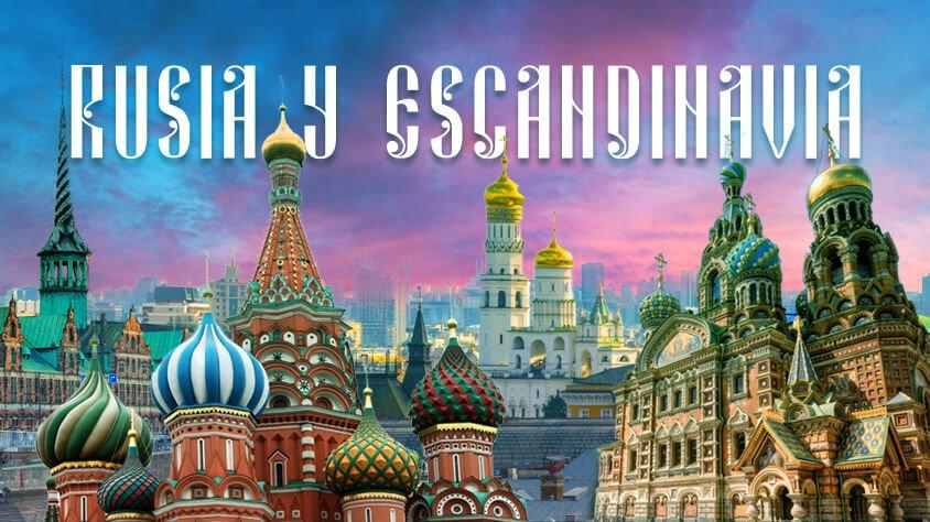 Rusia y Escandinavia