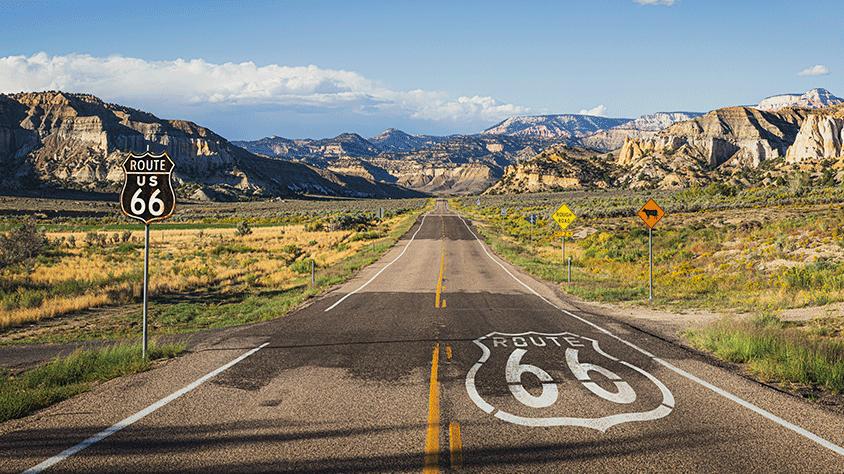 viaje Ruta 66