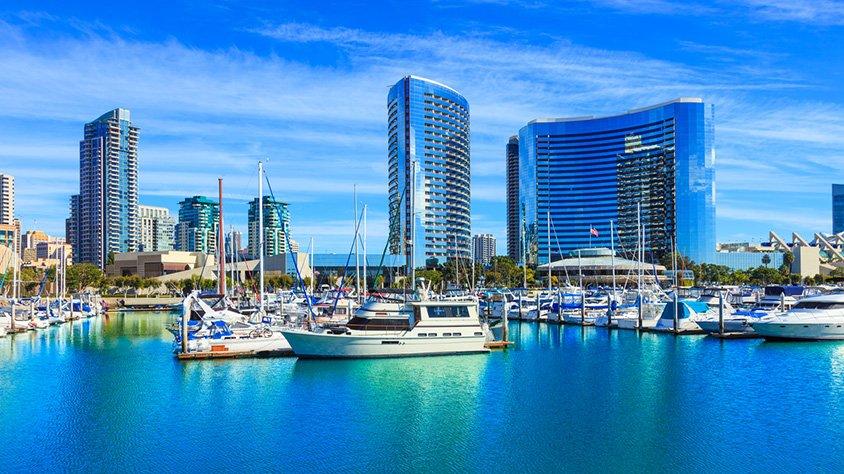 viaje San Diego Vuele y Maneje