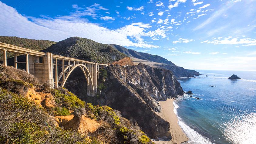 viaje San Francisco y Monterey