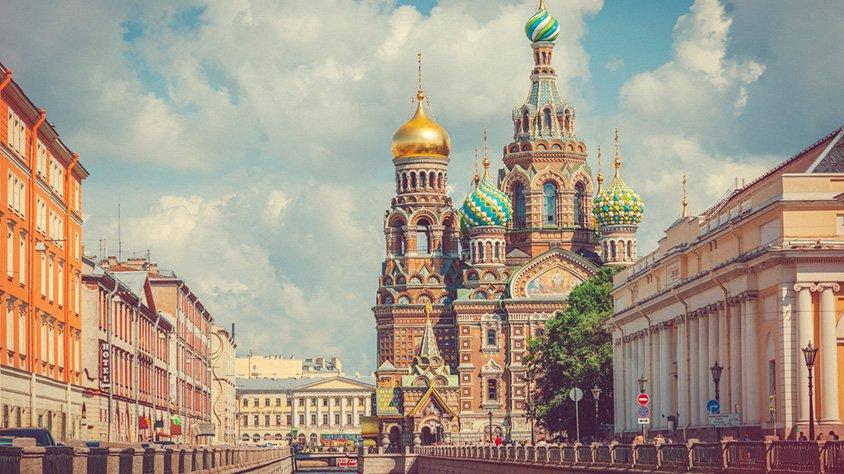 viaje Rusia Clásica