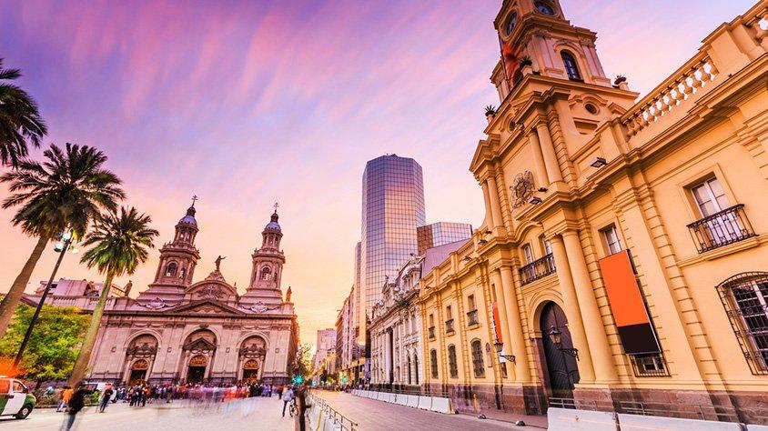 viaje Buenos Aires y Santiago