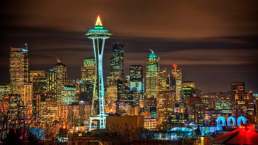 viaje Seattle R