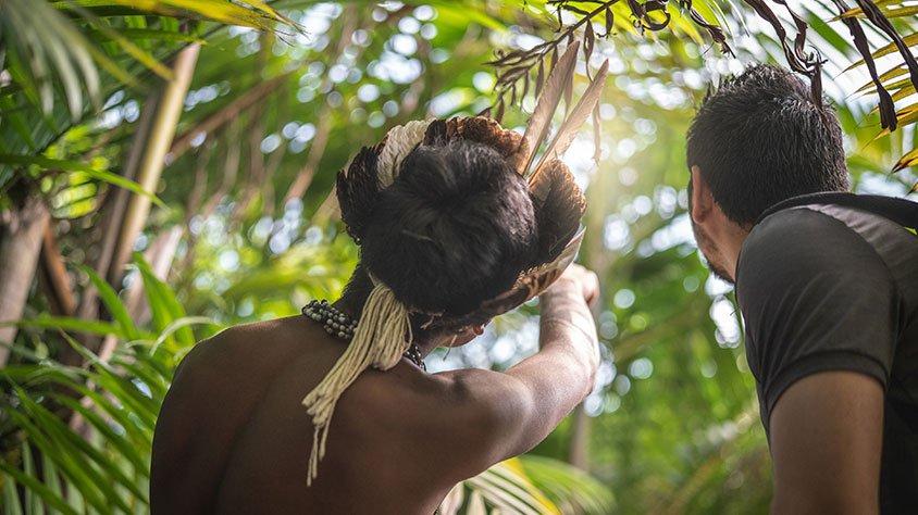 viaje Experiencia Playa y Selva