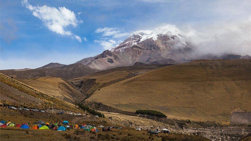 viaje Quito y La Sierra Ecuatoriana