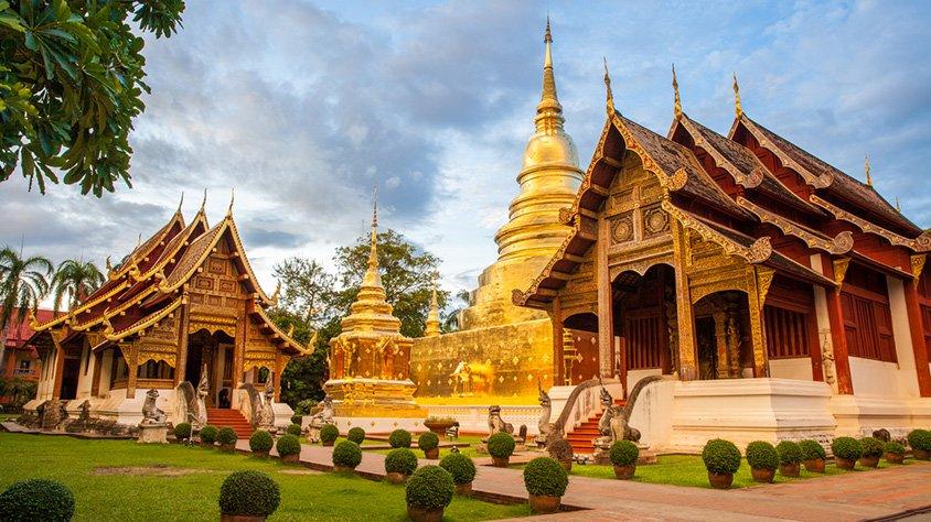 viaje Esencia de Tailandia y Dubai