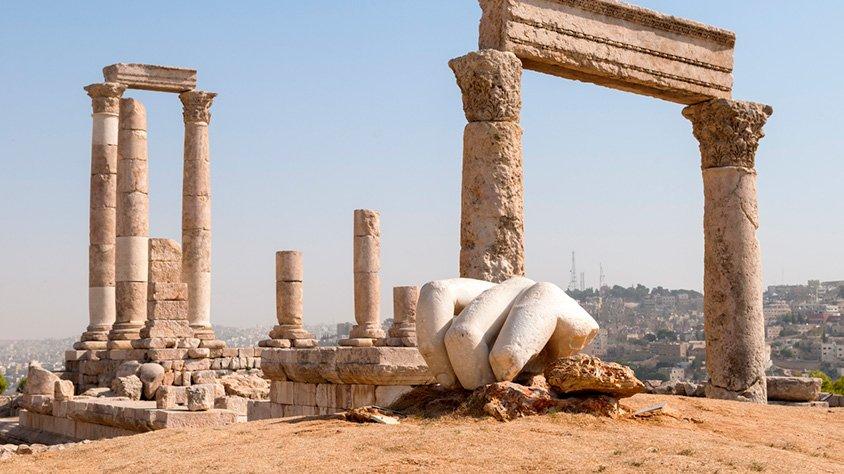 Templo de hercules amman
