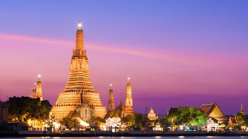 viaje Bangkok y Vietnam