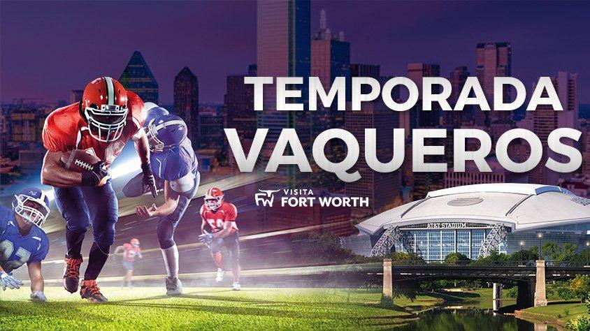 viaje Temporada Completa Dallas