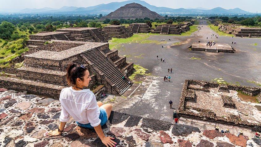 viaje Ruta de Quetzalcoatl
