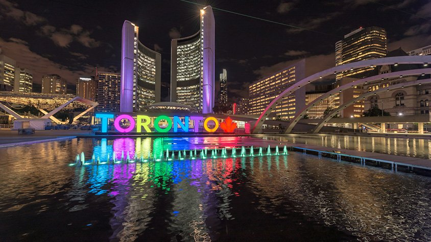 viaje Experiencia En Toronto