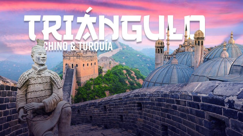Triangulo Chino y Turquia