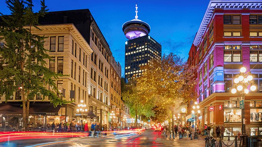 Fantasía Invernal en Vancouver