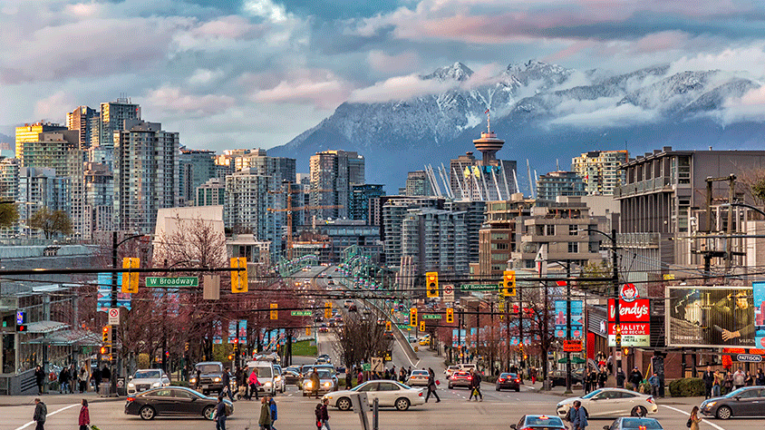 viaje Vancouver – Whistler – Victoria – Rocosas