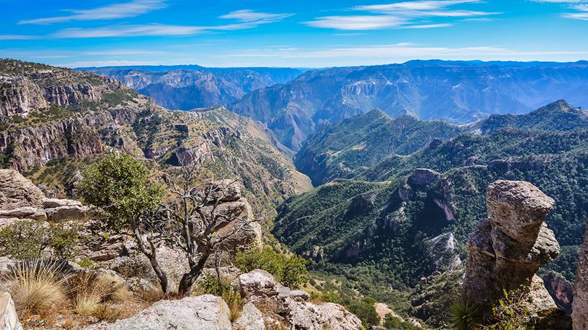 viaje Tesoros de la Sierra