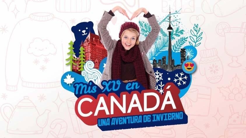 Mis XV en Canadá: Una Aventura de Invierno