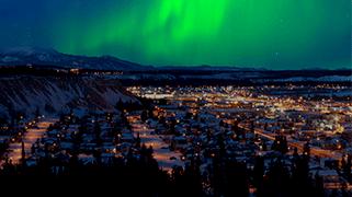 Vancouver Y Auroras Boreales En Yukon 7D