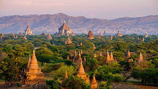 Bangkok y Myanmar