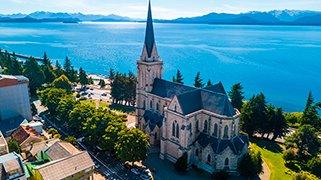 Iglesia de la Ciudad de Bariloche