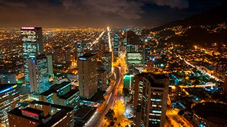 Centro Financiero en Bogota