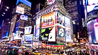 New York y Broadway
