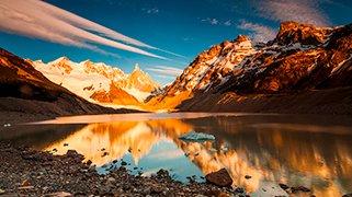 Descubre la Patagonia