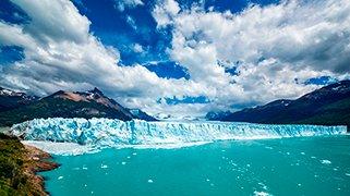Buenos Aires y Glaciares