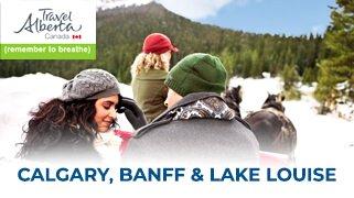 Calgary – Banff – Lake Louise 6D