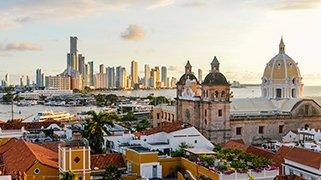 Puesta del Sol en Cartagena
