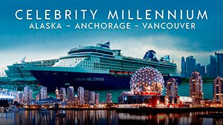 Celebrity Millennium Alaska