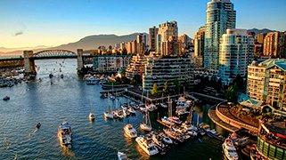 Auroras Boreales: Vancouver – Whistler - Whitehorse