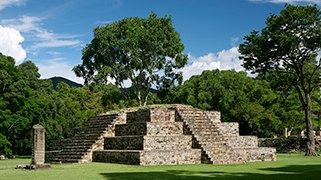 Copan piramide