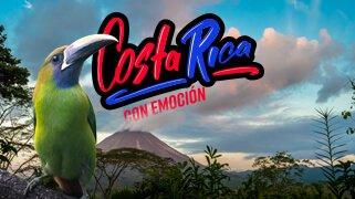 COSTA RICA CON EMOCION