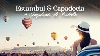 ESTAMBUL & CAPADOCIA + IMPLANTE DE CABELLO