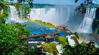 Capitales Australes e Iguazú
