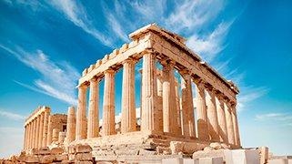 Atenas parthenon