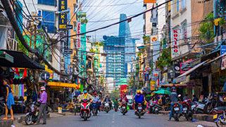 Vietnam y Dubai