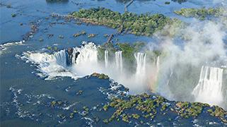 Cruce de Lagos e Iguazú