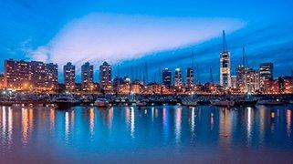 Buenos Aires y Montevideo