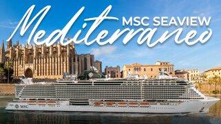 MSC Seaview Mediterráneo