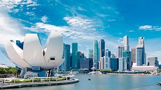 Singapur y Tailandia