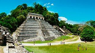 Palenque Arquitectónico