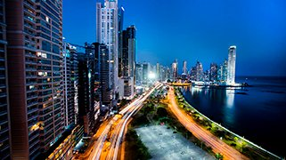 Buenos Aires y Panamá