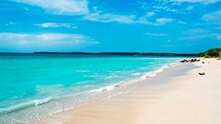 Playa Blanca Agua Turquesa