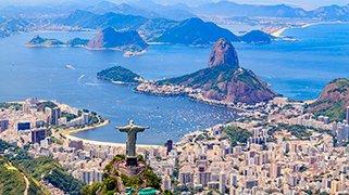 Rio de Janeiro y Buenos Aires