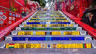 Rio de Janeiro y Santiago